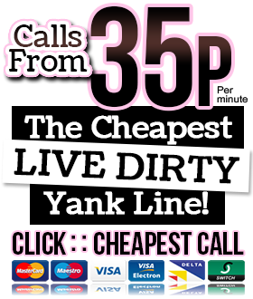 From 35p per minute sex chat